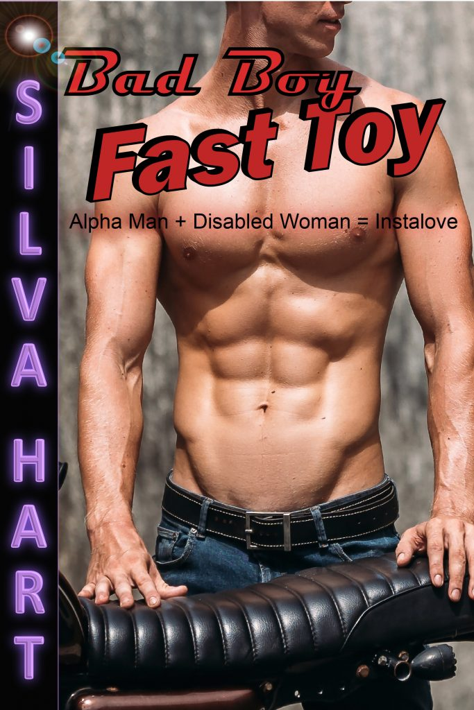 Book cover for Bad Boy Fast Toy by Silva Hart