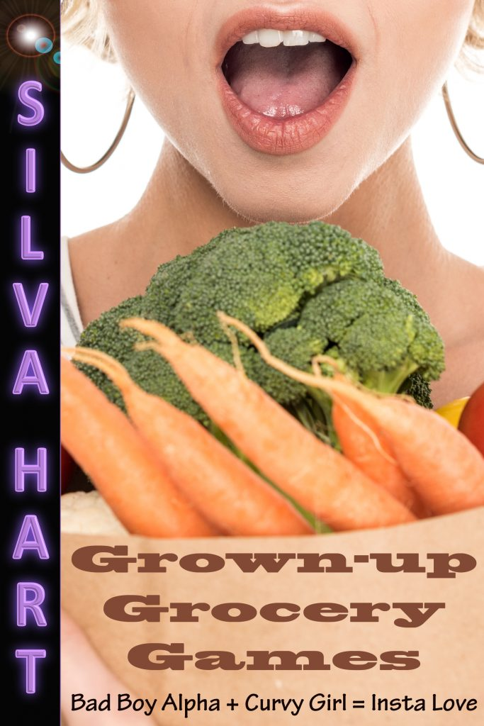 Book Cover for Grown Up Grocery Games